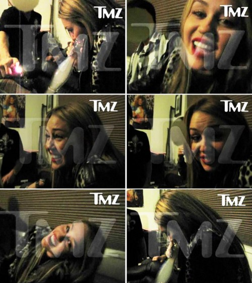 miley cyrus smoking a bong video. Miley-Cyrus-Video-Still-